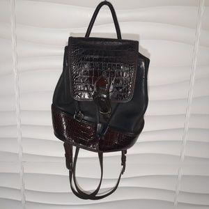 Brighton Bag Vintage Minnie Backpack Purse